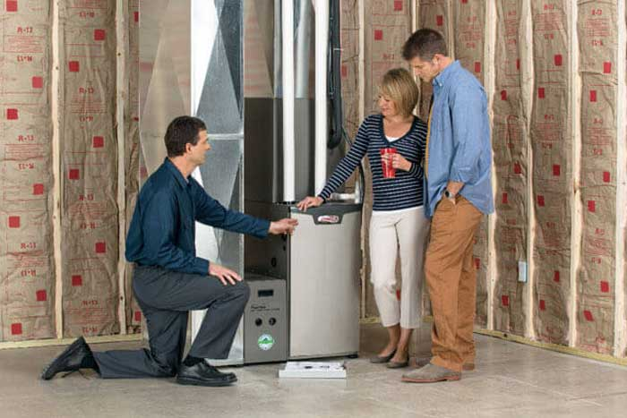 Is a gas furnace the best heating choice for your home for Best home heating