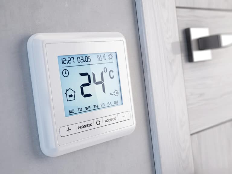 Colder Weather Programming for Thermostats