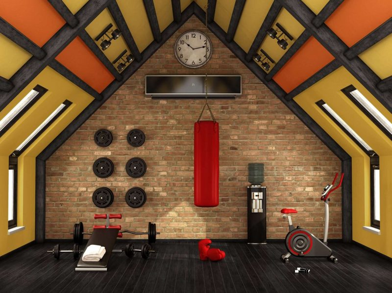 At-Home Gyms May Come With These IAQ Concerns