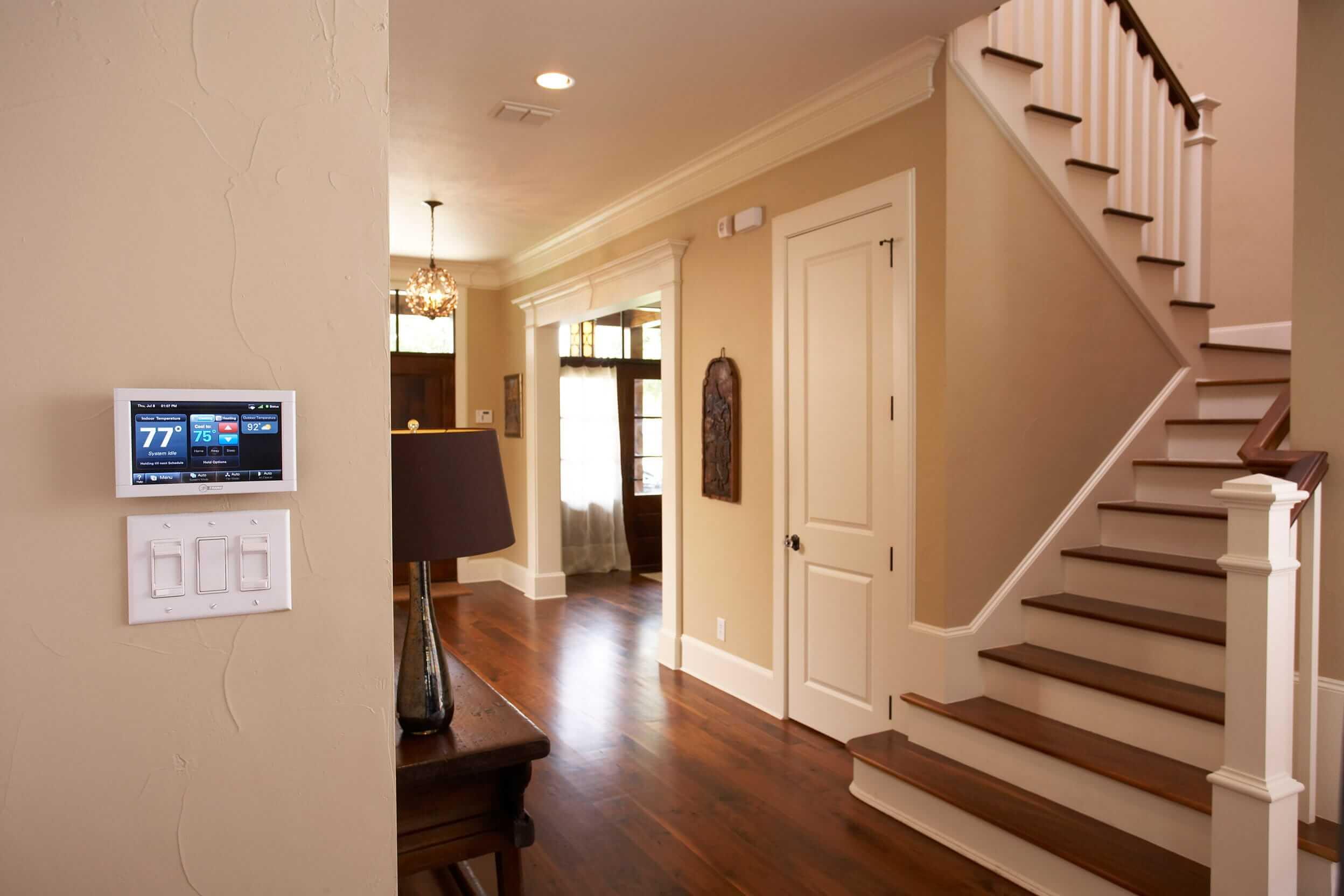 Trane smart thermostats