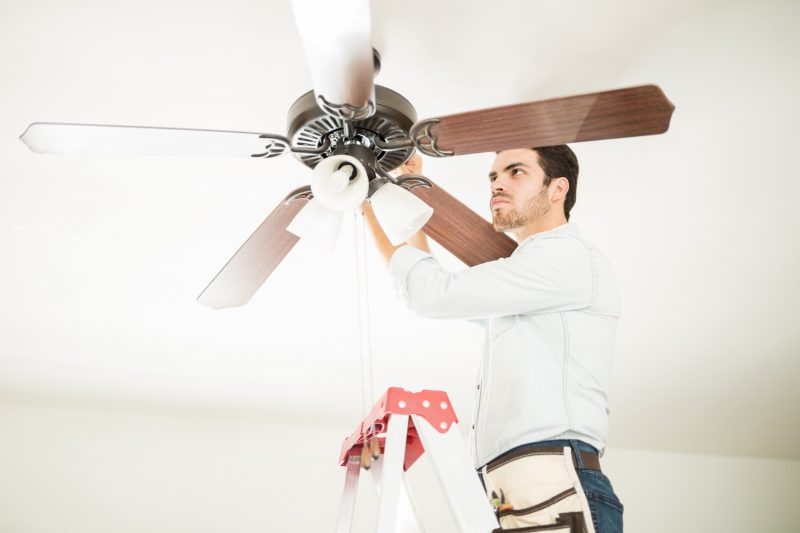 Cool Down by Changing the Direction of Your Ceiling Fan