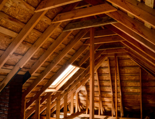 Help Your HVAC Unit Perform Well by Cleaning Your Attic