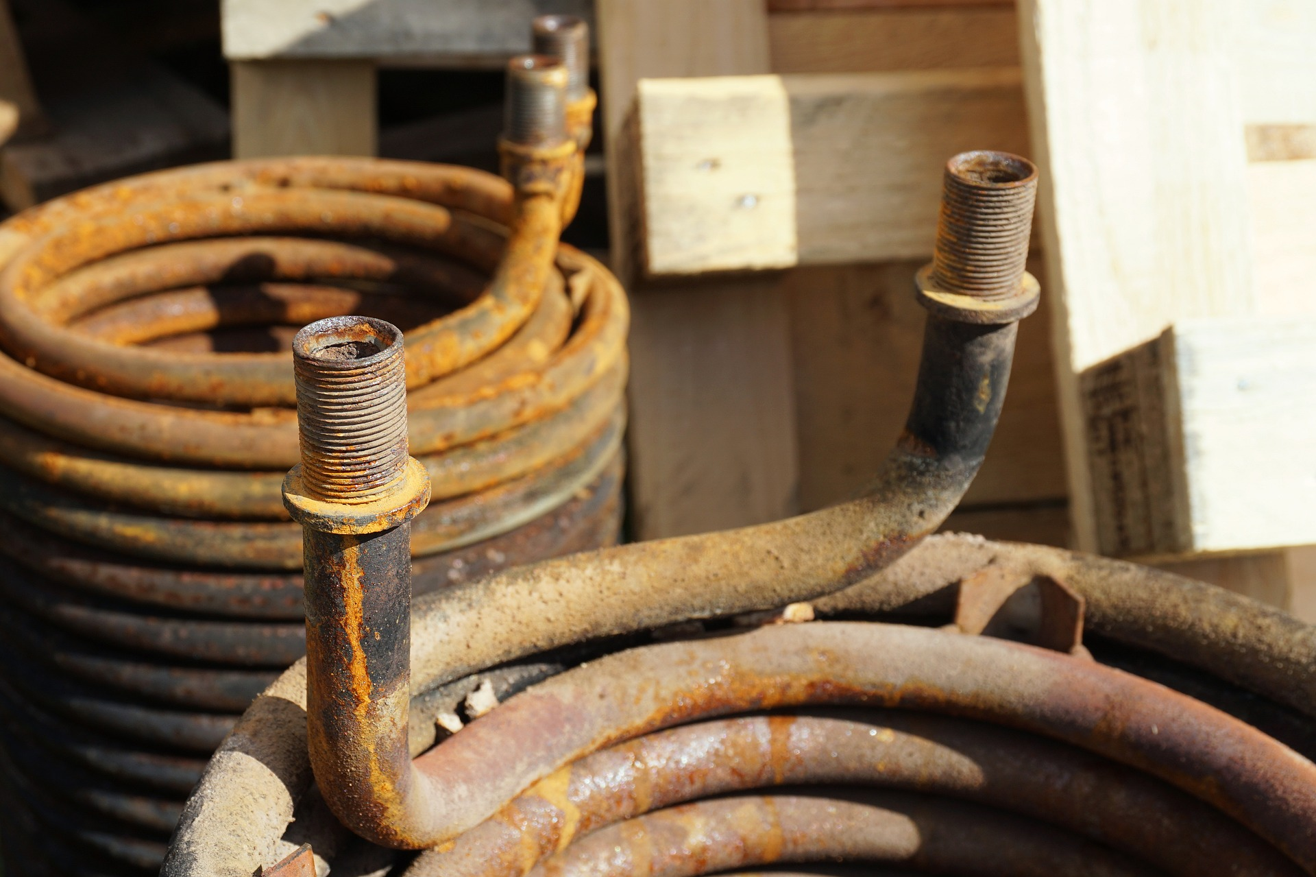 Dealing with HVAC Coil Corrosion | Jackson and Sons