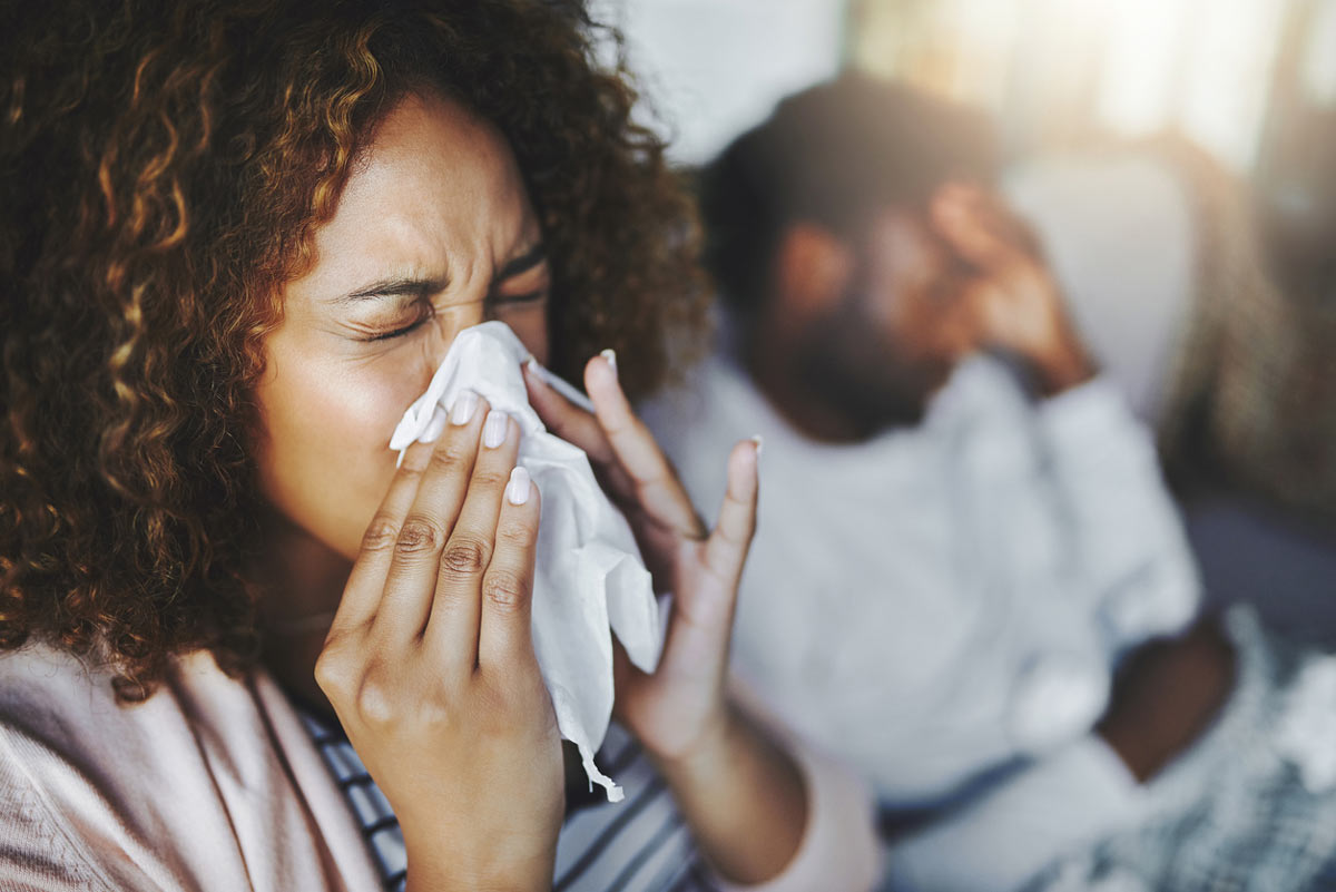 How To Get Rid Of Allergens In Your Home