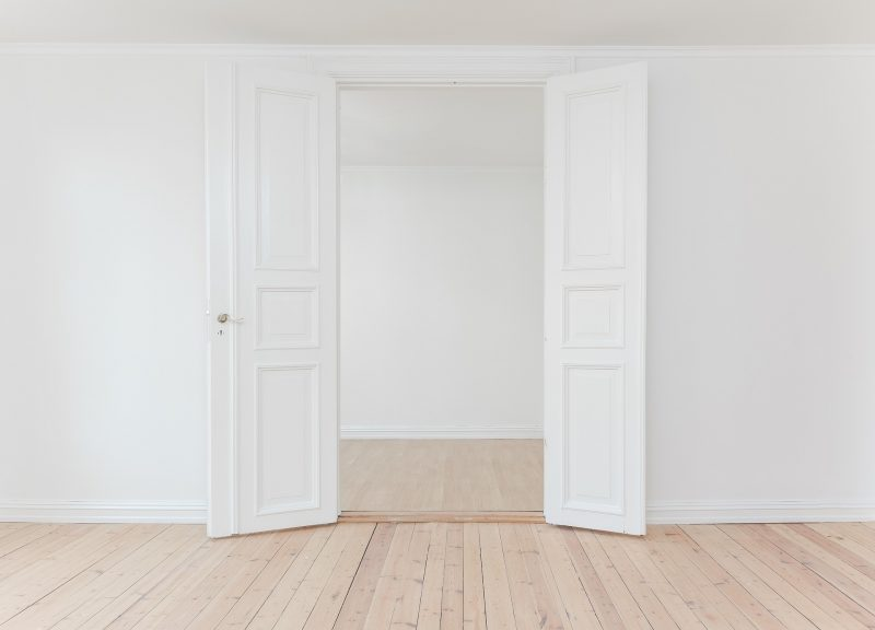 When Should Interior Doors be Opened?