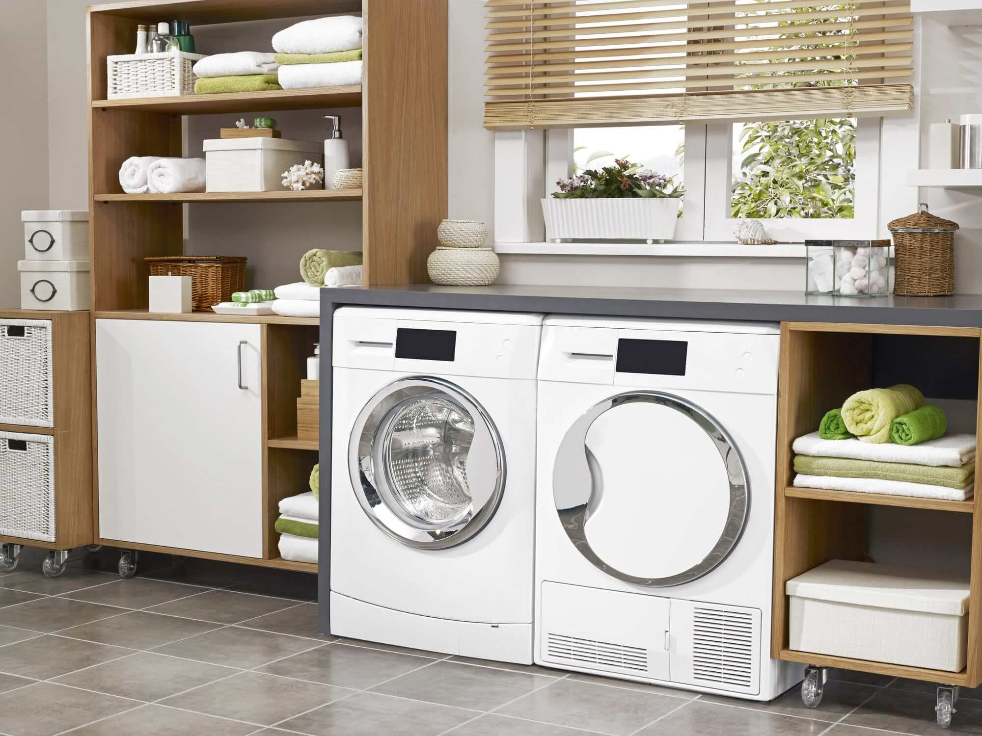 What Should You Consider for Your Laundry Room Ventilation?