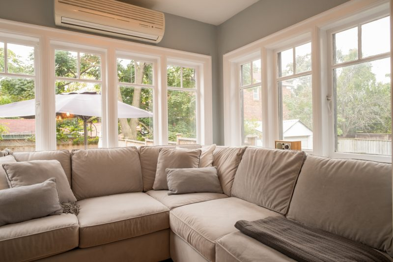 Best Cooling Options for Sunrooms and Screen Rooms