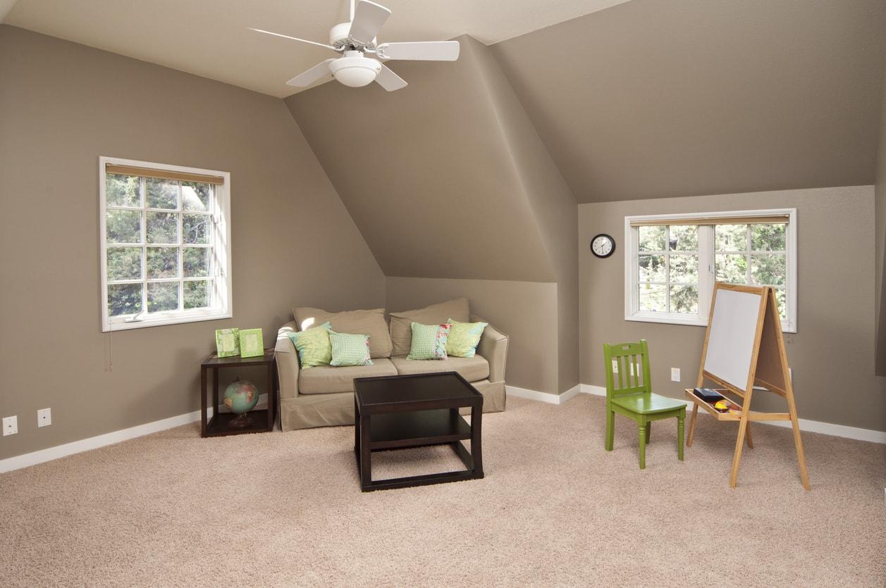 hvac options for bonus rooms