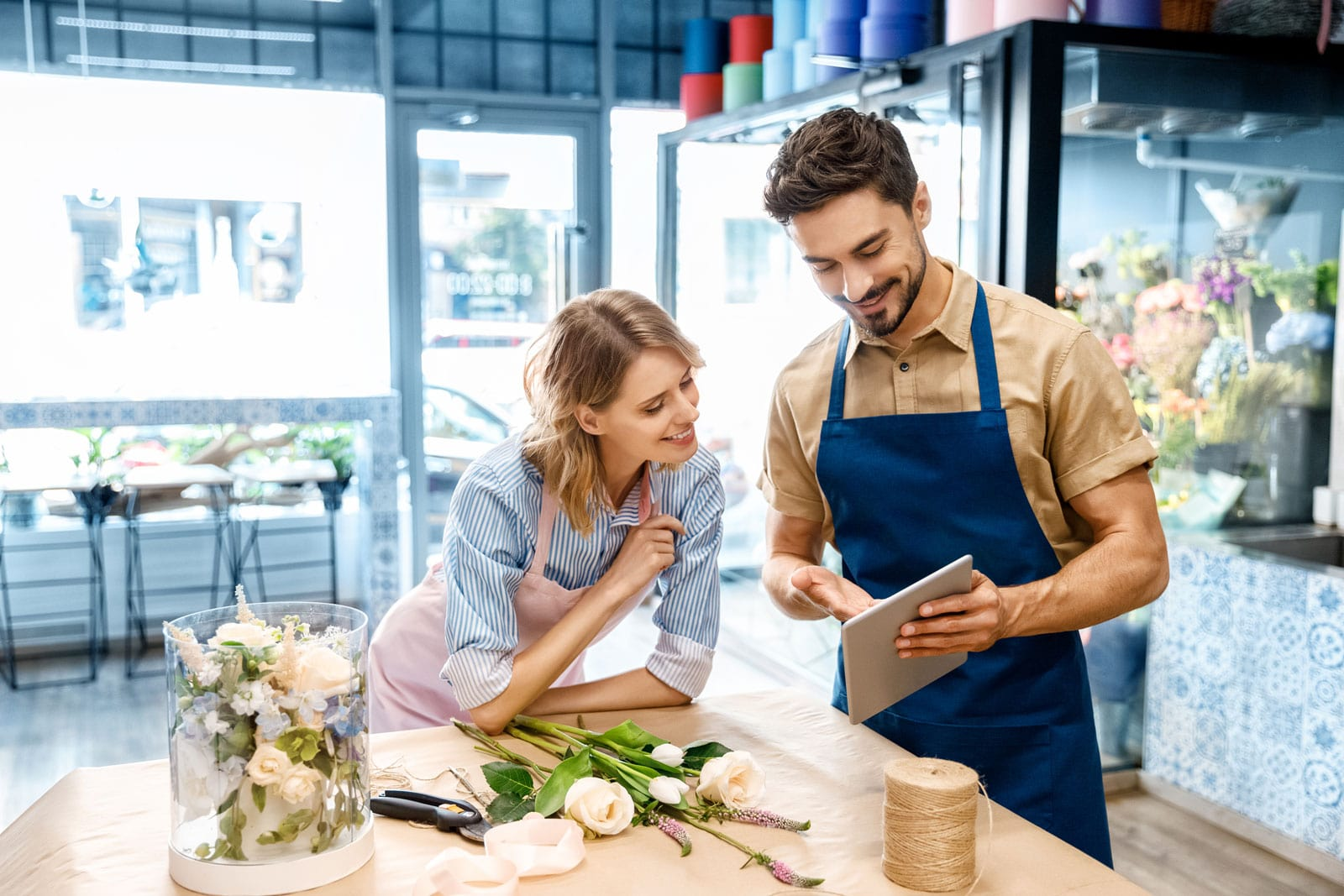 What Five HVAC Needs Should Florists Keep in Mind for Their Shops