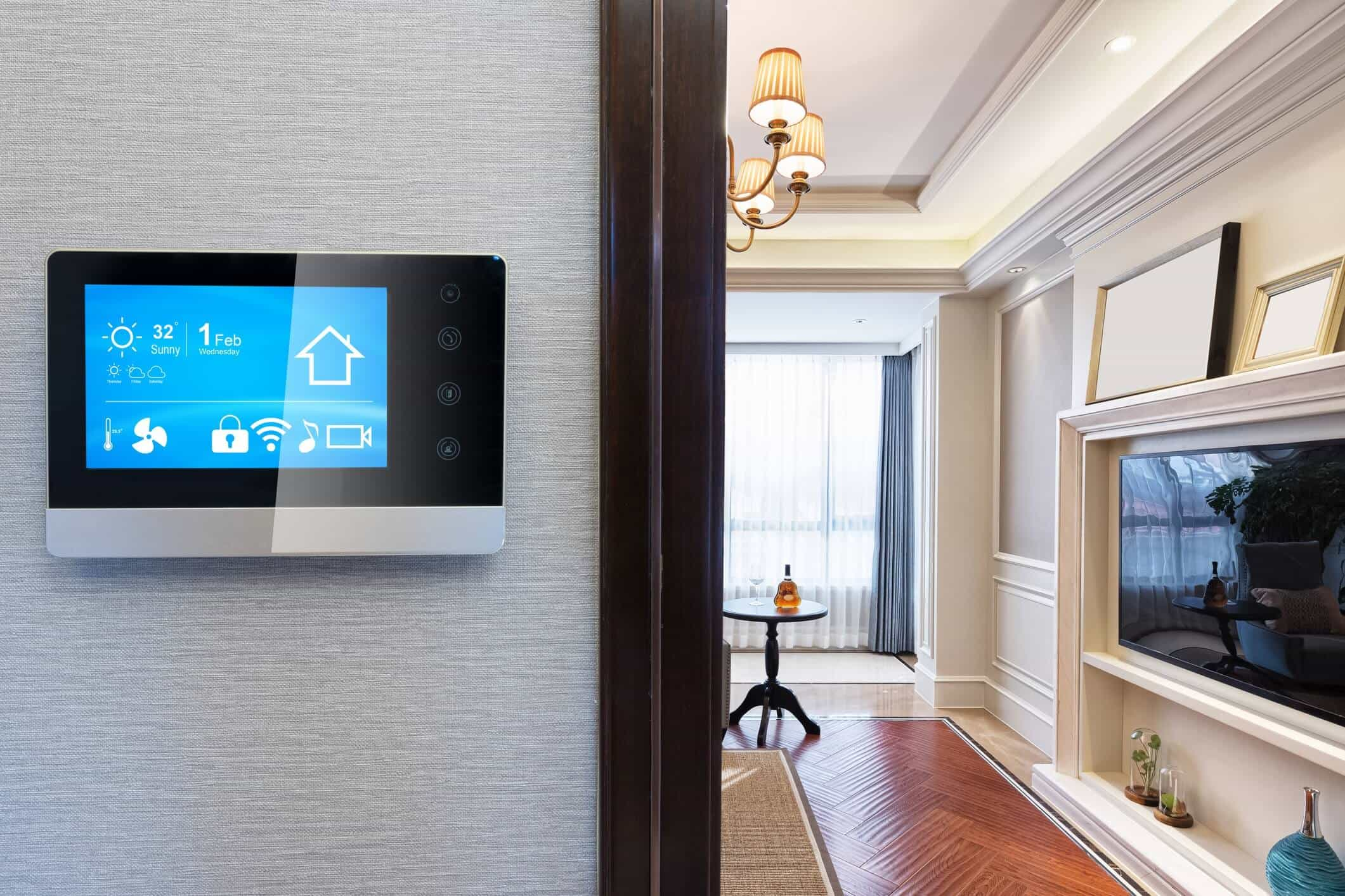 Advantages and Features of Smart Thermostats   Jackson and Sons