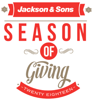 2018 Season of Giving